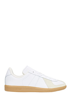 Adidas-Sneakers BW Army in pelle bianca