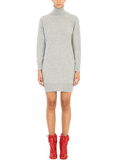 Maison Margiela-Knit Roll Neck Dress