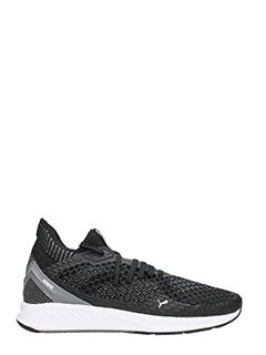 Puma-Sneakers Ignite Netfit in nylon nero