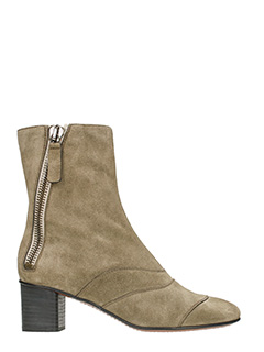 Chlo�-Lexie ankle boots