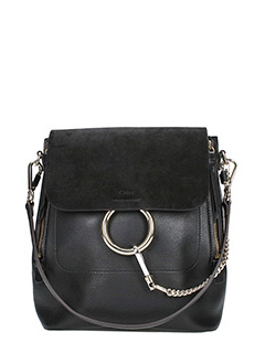 Chlo�-Black Faye backpack
