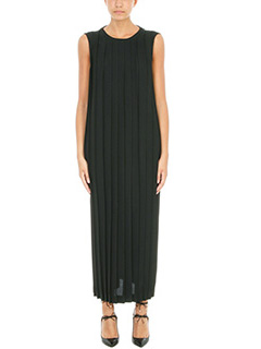 Neil Barrett-Pleated Front Dress