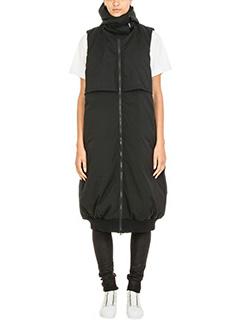 Y-3-Matte Down Vest black Jacket
