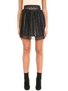 Pierre Balmain-Lace Skirt