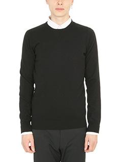 Jil Sander-black pullover