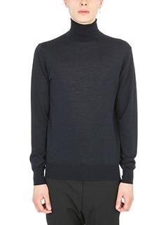 Jil Sander-blue pullover