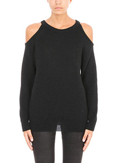 Iro-Lineisy black sweater