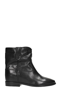 Isabel Marant-Crisi wedge heel ankle boots