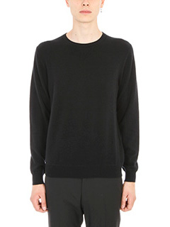 Z.Zegna-black wool pullover