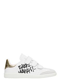 Isabel Marant-Bryce Printed Sneakers