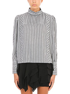 Isabel Marant Etoile-Oak Striped Blouse