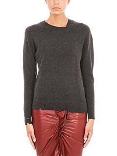 Isabel Marant Etoile-Khan bordeaux knitwear