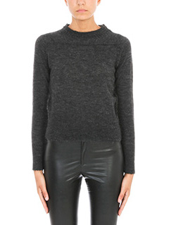 Isabel Marant Etoile-Dwight grey virgin wool