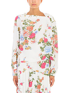 Isabel Marant-Ioudy floral Print Blouse