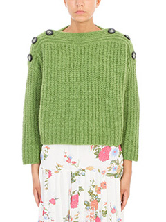 Isabel Marant-Free button sweater