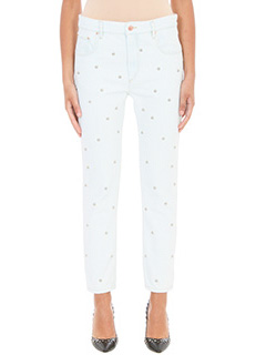 Isabel Marant Etoile-Califfy light blue  denim