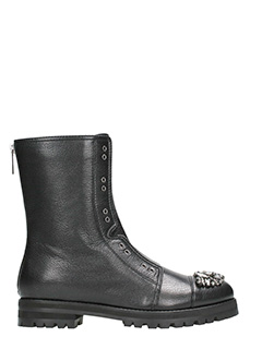 Jimmy Choo-Hatcher Combat Boots