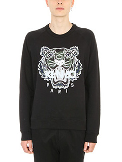 Kenzo-Tiger black Sweatshirt