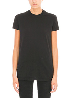 Rick Owens DRKSHDW-SS Crew level short tee