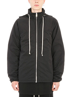 Rick Owens DRKSHDW-black Windbreaker jacket
