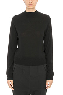 Rick Owens-biker lupetto sweater