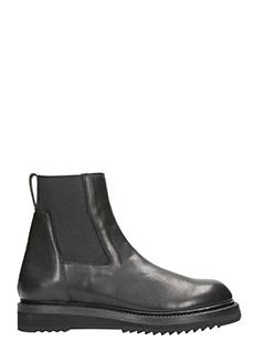 Rick Owens-Creeper elastic boots