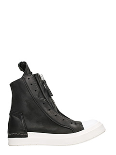 Cinzia Araia-Zip hi-top sneakers