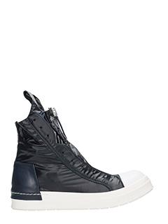 Cinzia Araia-Zip hi-top sneakers