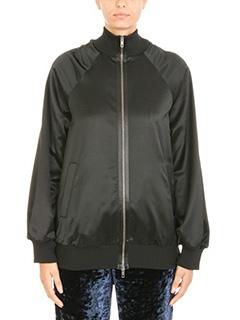 Maison Margiela-Satin bomber jacket