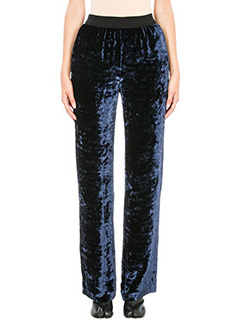 Maison Margiela-wide leg trousers
