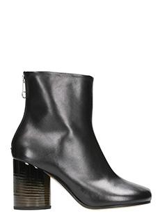 Maison Margiela-Black Ankle Boots