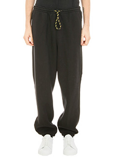 Alexander Wang-Dens Fleece black sweatpants