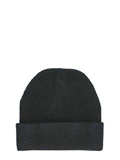 Alexander Wang-Cappello Beanie in lana nera