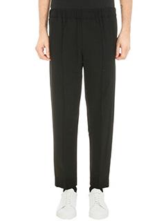 Alexander Wang-black wool pants