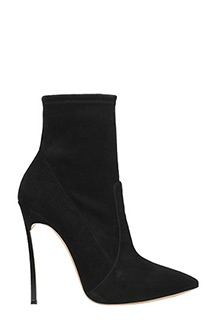 Casadei-Blade Ankle Boots
