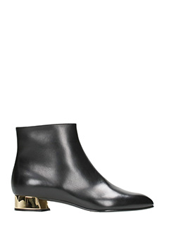 Casadei-Daytime Ankle Boots