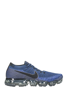 Nike-Sneakers Air Vapormax Flyknit in tessuto blu