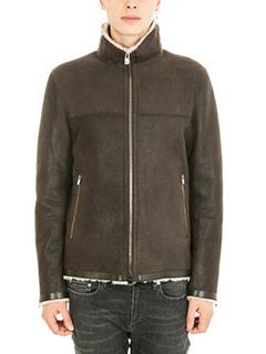Drome-Fur brown jacket