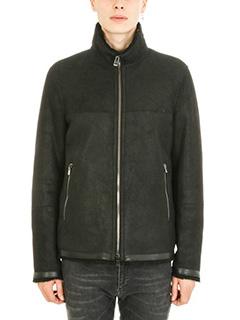 Drome-Fur black jacket