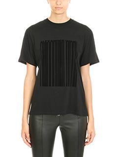 Alexander Wang-Boxy Crew neck T-Shirt