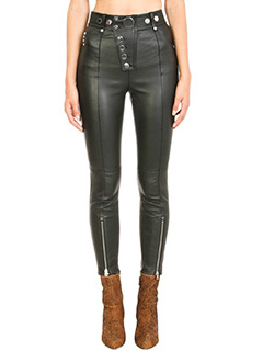 Alexander Wang-cropped skinny trousers