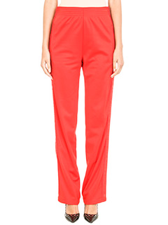Givenchy-Pantaloni in jersey rosso