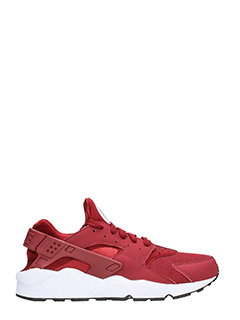 Nike-Sneakers Huarache in tessuto bordeaux