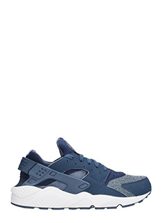 Nike-Sneakers Huarache in tessuto blue