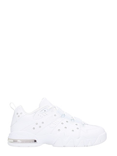 Nike-Sneakers Air Max CB94 low in pelle bianca