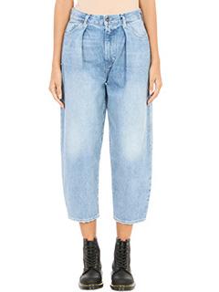 Levi/'s-Jeans Barrel in denim celeste