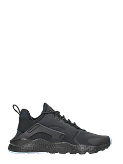 Nike-Sneakers Huarache Run in neoprene nero