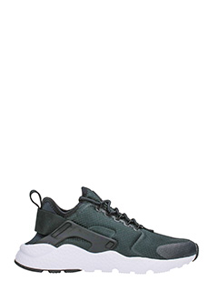 Nike-Sneakers Huarache Run in tessuto verde