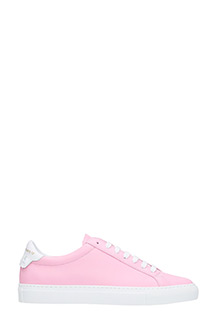 Givenchy-Sneakers Urban Knot Low in pelle rosa