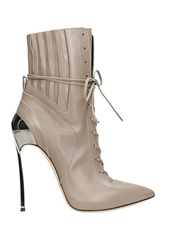 Casadei-Techno Blade Ankle Boots